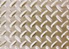 プレメッキ縞鋼板